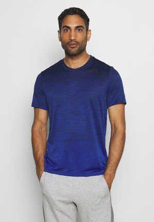 GRADIENT TEE - T-shirts basic - blue