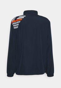 EA7 Emporio Armani - Summer jacket - dark blue/orange - 1