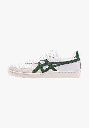GSM - Baskets basses - white/hunter green