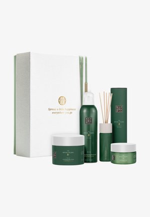 THE RITUAL OF JING CALMING COLLECTION 2020 - Bath and body set - -