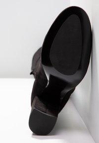 Bianca Di - Bottes à talons hauts - nero castro - 6