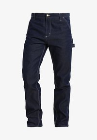 Carhartt WIP - RUCK SINGLE KNEE PANT - Jeans a sigaretta - blue rigid - 6