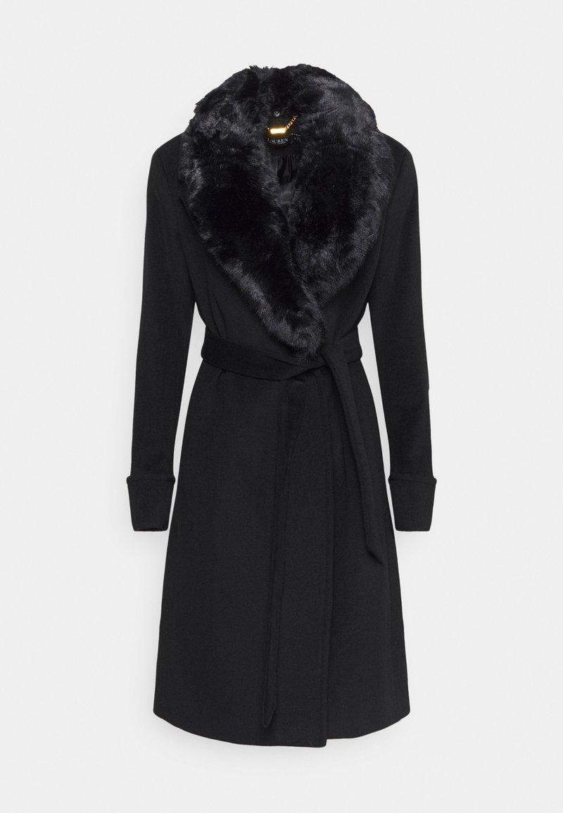 Lauren Ralph Lauren - COAT - Classic coat - black