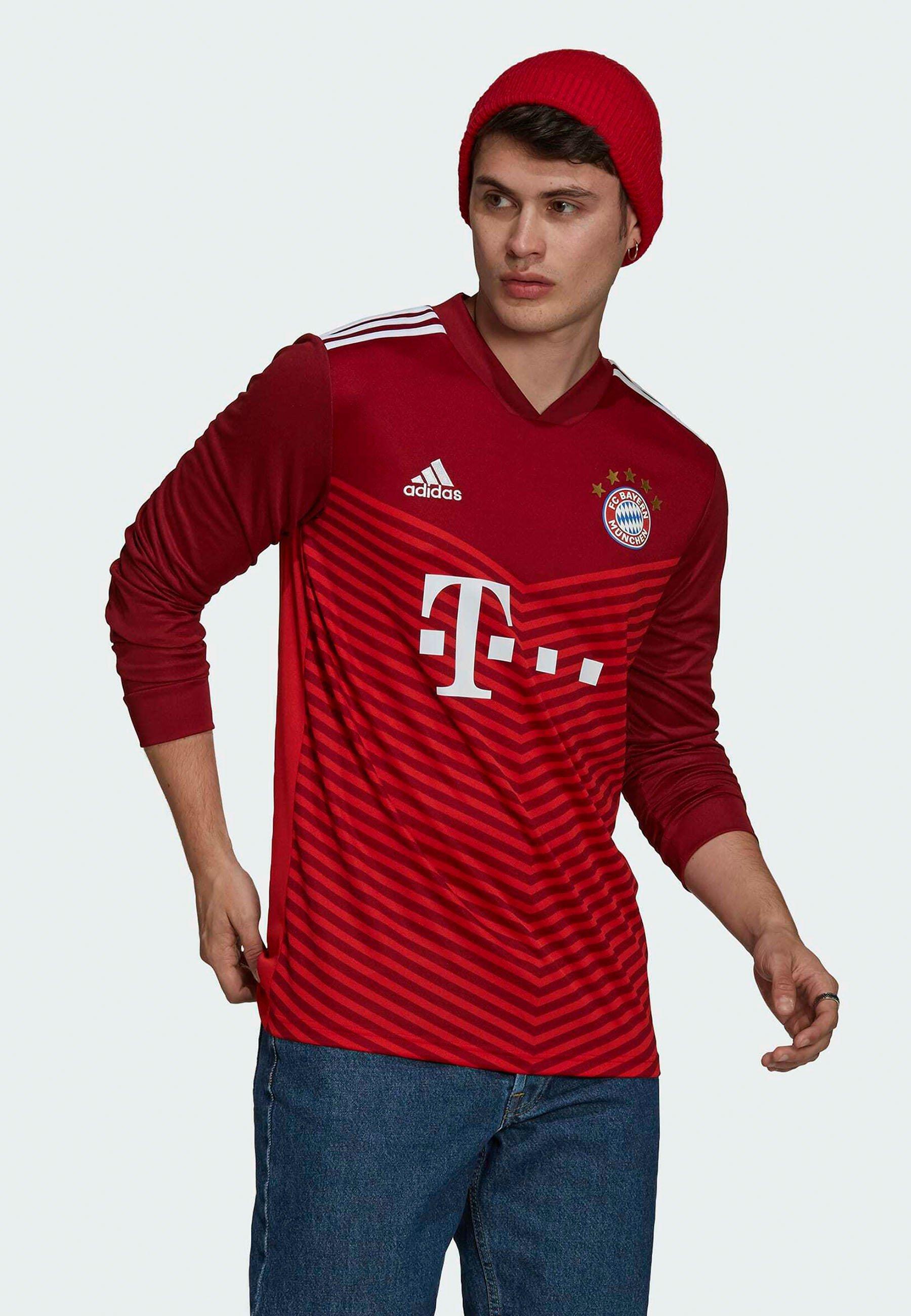Men FC BAYERN MÜNCHEN 21/22  - Long sleeved top
