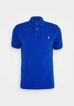 SHORT SLEEVE - Poloshirts - blue heather