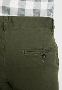 Burton Menswear London - NEW CASUAL - Shorts - khaki - 3