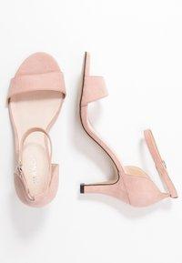 Bianco - BIAADORE BASIC - Sandals - powder - 3