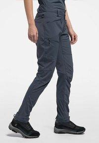 Haglöfs - LITE  FLEX PANT - Outdoor trousers - dense blue - 2