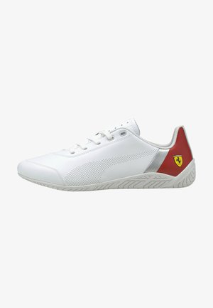 SCUDERIA FERRARI RIDGE CAT MOTORSPORT - Trainers - off-white