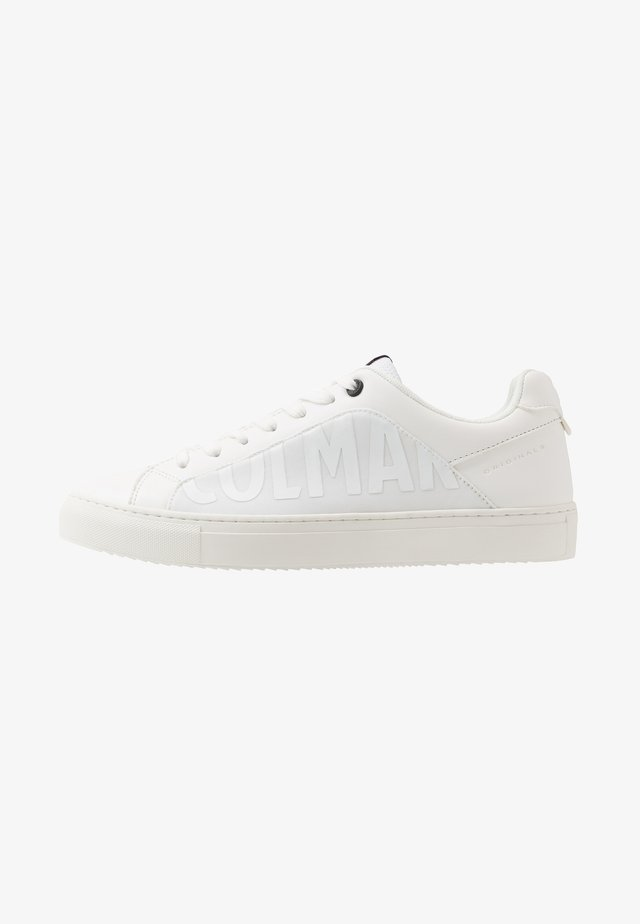 BRADBURY CHROMATIC - Sneakers laag - white