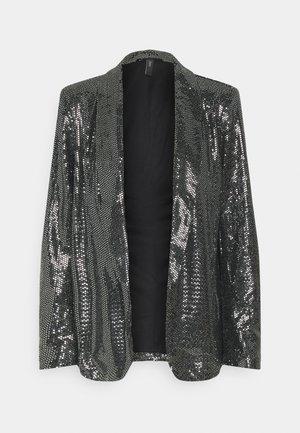 YASTULAH BLAZER - Blazer - silver colour