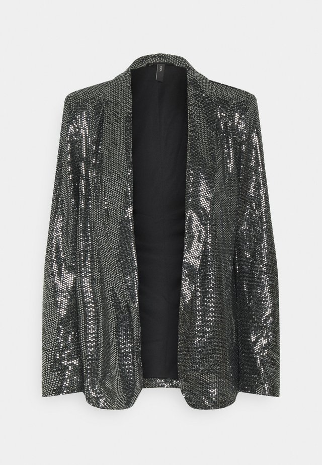 YASTULAH BLAZER - Żakiet - silver colour