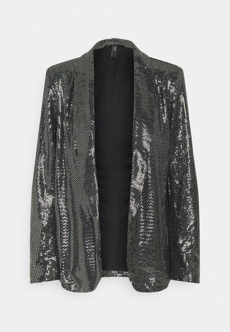 YAS - YASTULAH BLAZER - Blazer - silver colour