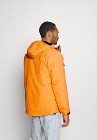 Karl Kani - SIGNATURE PADDED UTILITY JACKET - Winter coat - orange - 2