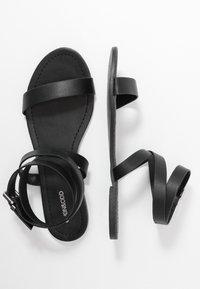 Even&Odd - Sandales - black - 3