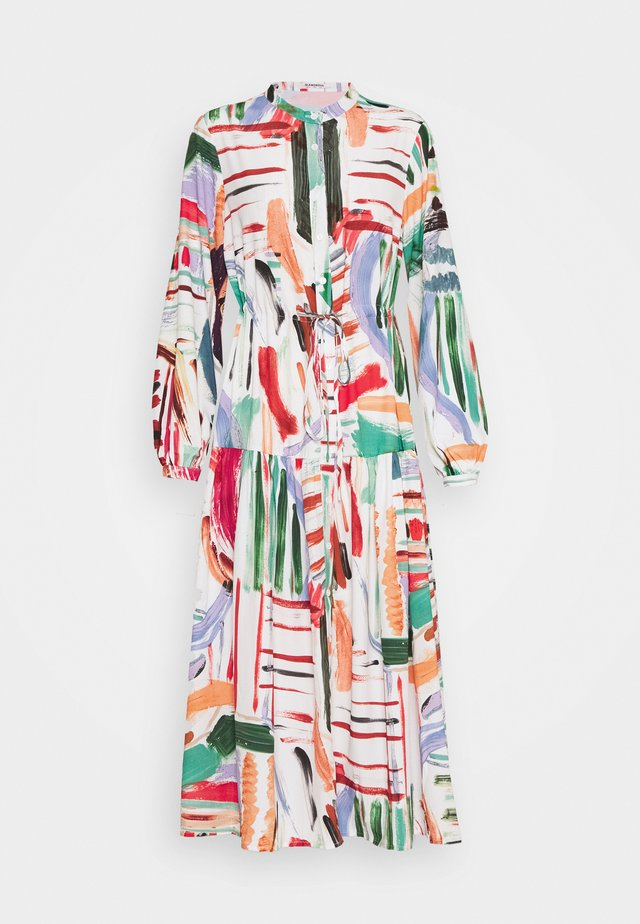 PRINTED MIDAXI DRESS - Maxi šaty - multi