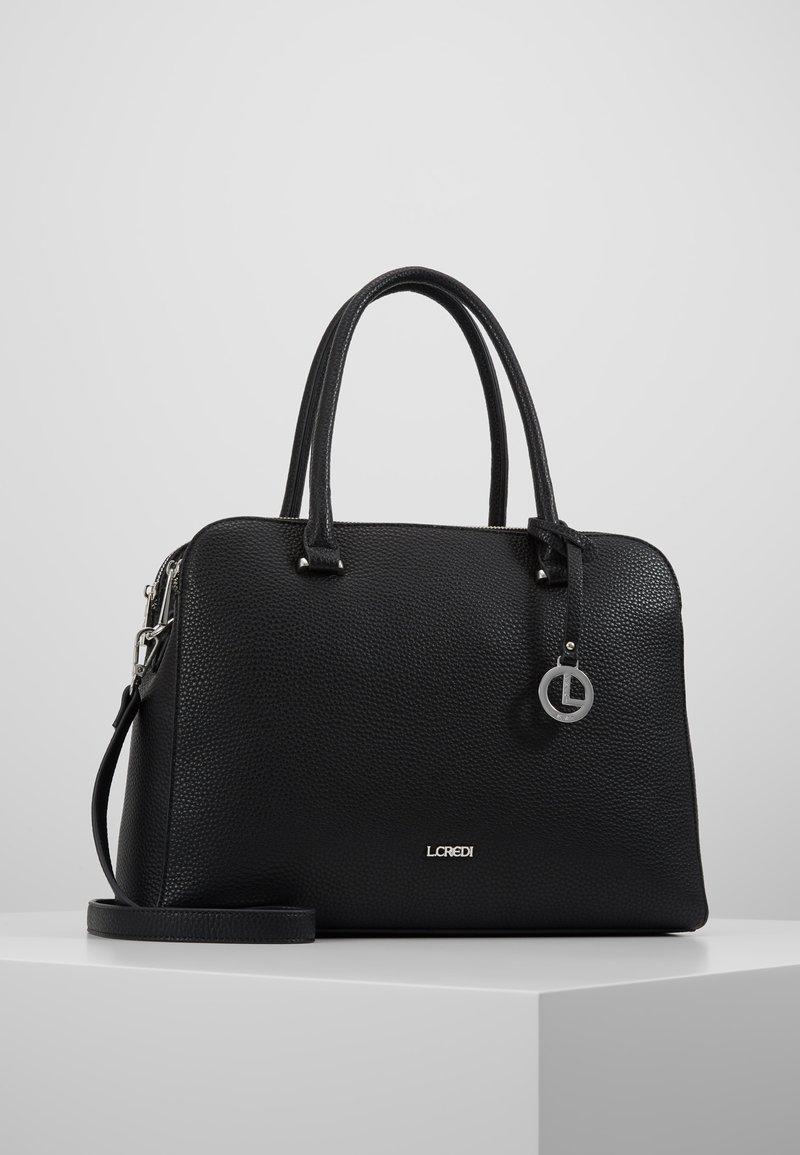 L.CREDI - ELIETTE - Handbag - schwarz