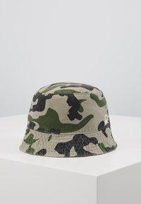 Benetton - HAT - Klobouk - khaki - 0