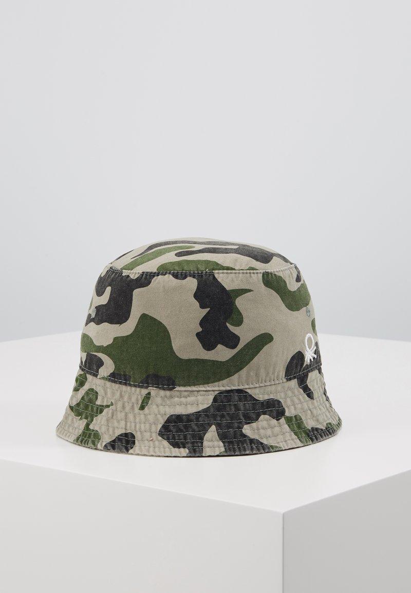 Benetton - HAT - Klobouk - khaki