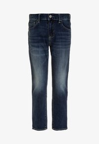 GAP - BOYS BOTTOMS - Straight leg jeans - medium wash - 0