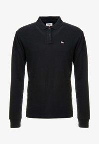 Tommy Jeans - CLASSICS LONGSLEEVE - Polo shirt - black - 3