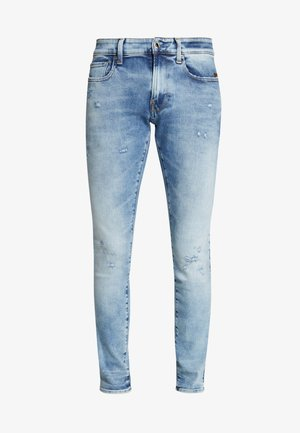 REVEND SKINNY - Jeans Skinny Fit - light-blue denim