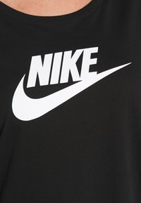 Nike Sportswear - Long sleeved top - black - 4