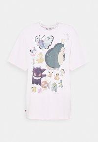 Levi's® - POKEMON TEE - Print T-shirt - ballerina - 5