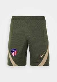 ATLETICO MADRID DRY SHORT - Sports shorts - cargo khaki/khaki