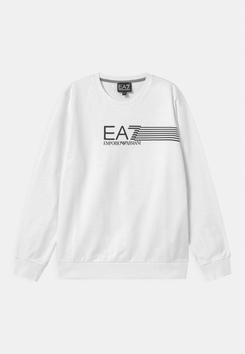Emporio Armani - EA7 - Sweatshirt - white