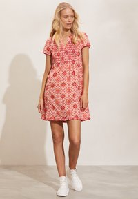 Odd Molly - MYRTLE - Day dress - pink fudge - 4