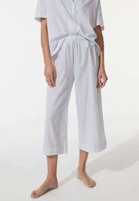 OYSHO - Pyjama bottoms - blue - 0