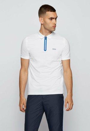 PHILIX - Polo shirt - white