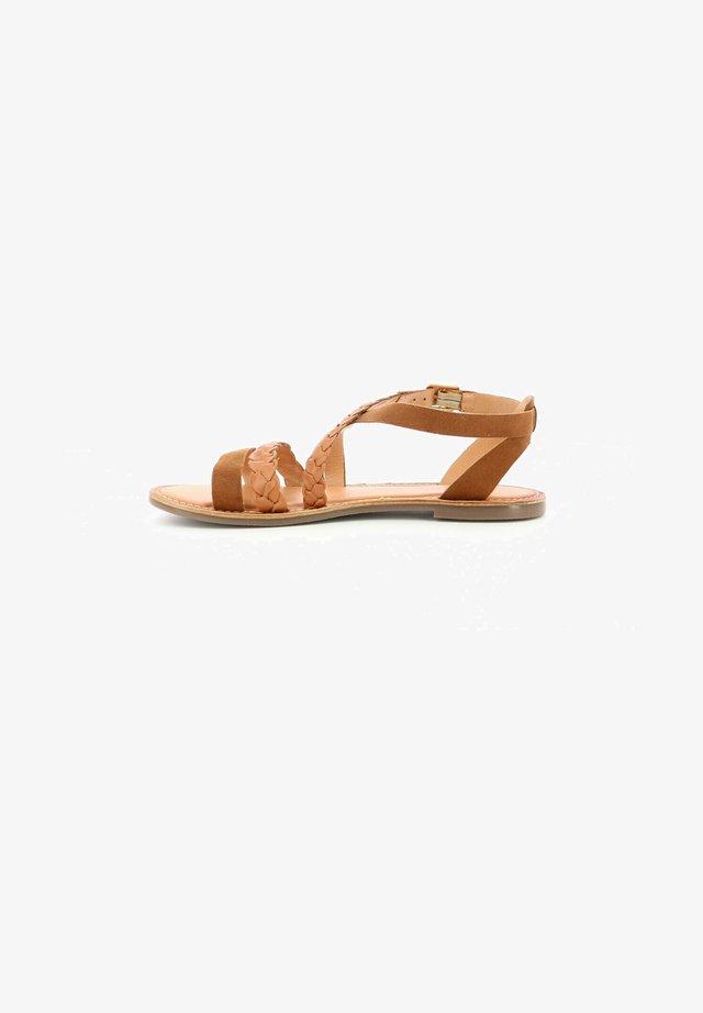 DIAPPO - Sandales - camel