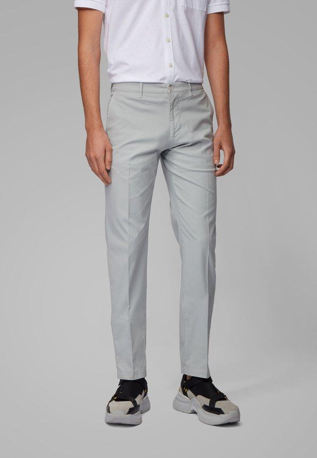 CRIGAN3-D - Chino - light grey