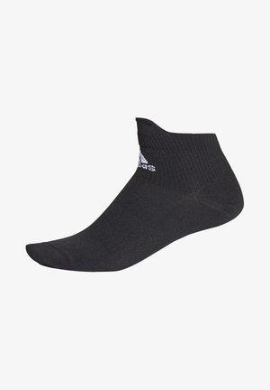 ALPHASKIN ULTRA LIGHT PRIMEGREEN ANKLE - Chaussettes de sport - black