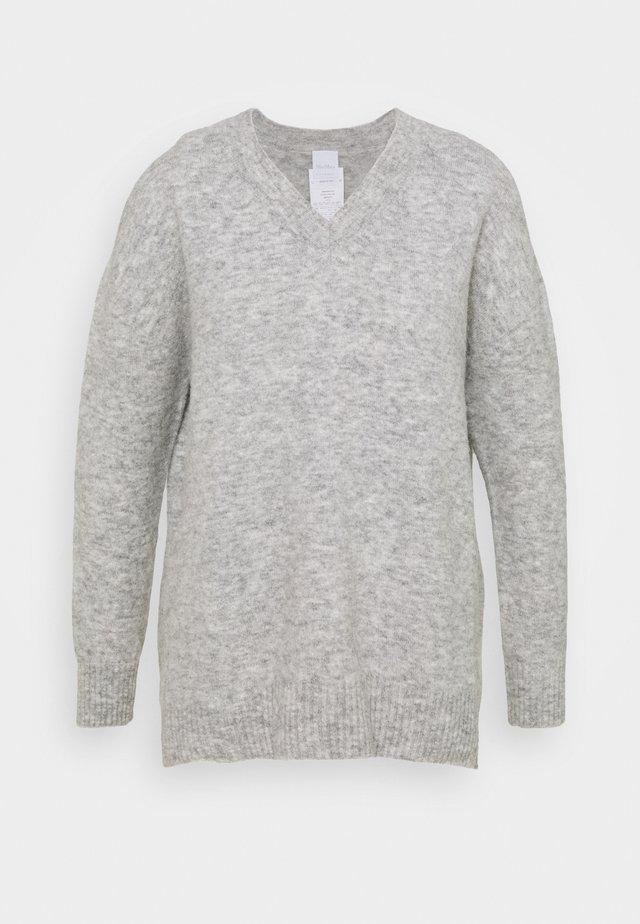 ELIGIO - Pullover - hellgrau