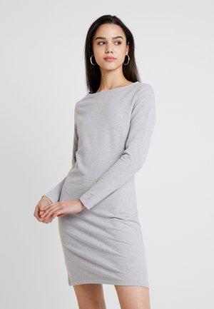CLARISSA - Day dress - grey melange