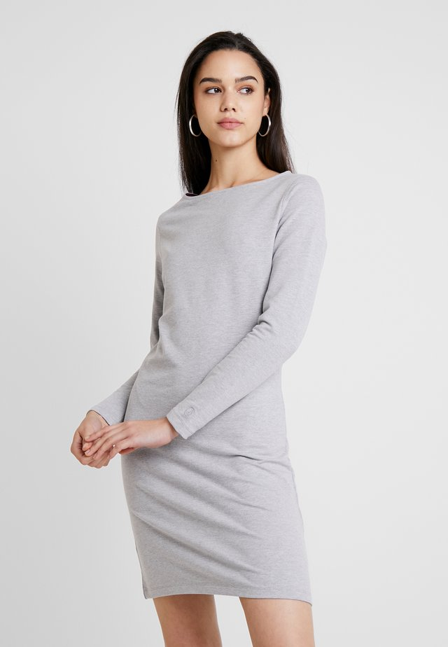 CLARISSA - Day dress - grey melange