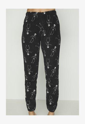 VIVA MEXICO LONG SKULL - Pyjamas - black