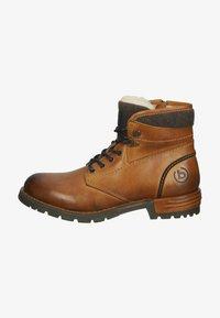 Bugatti - Winter boots - cognac - 0