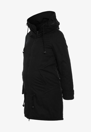 TIKKA CARRY ME PADDED JACKET - Abrigo de invierno - black
