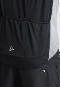 Craft - POINT  - Funktionströja - dark grey melange/black - 6