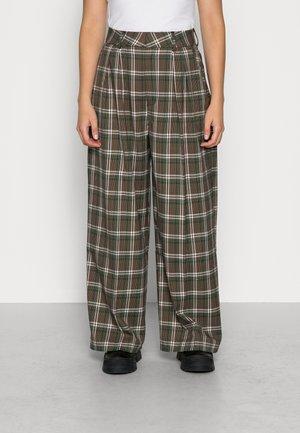 OLIVIA TROUSERS - Kalhoty - multi coloured