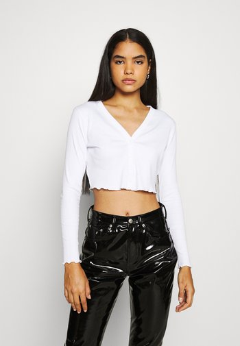 NMDRAKEY CROPPED CARDIGAN