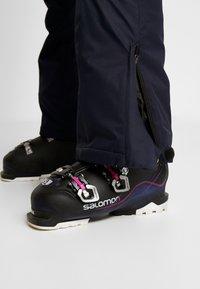 CMP - WOMAN SKI PANT - Spodnie narciarskie - black/blue - 6