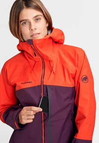 Mammut - Masao  - Softshelljacke - blackberry-spicy - 5
