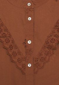 JDY - Button-down blouse - brownie - 2