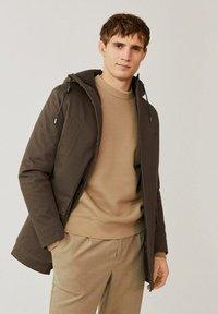 Mango - BRANKA - Winter coat - kaki - 0