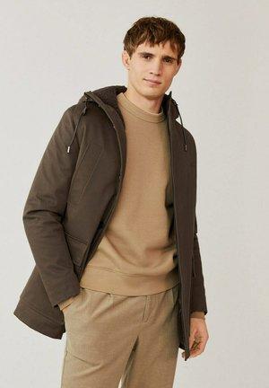 BRANKA - Winter coat - kaki
